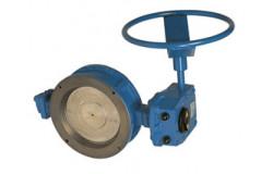 Hogfors. Тип 31100. Запорный дисковый затвор Ду300 - 700 сварка/сварка
