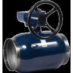 Кран шаровой (толстостенный) Ситал стальной под приварку Т1.2 -11-2