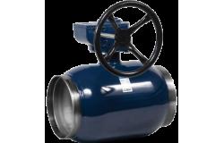 Кран шаровой (толстостенный) Ситал стальной под приварку серии Т1.2 -11-2