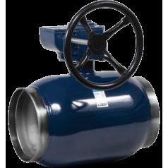 Кран шаровой Ситал стальной под приварку серии Т1-11-2