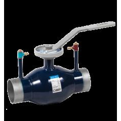 Кран шаровой Ситал стальной регулирующий под приварку серии Т5-11-1(2)
