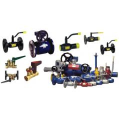 Трубопроводная продукция. Каталог арматуры: шаровые краны, клапаны, баки, насосы