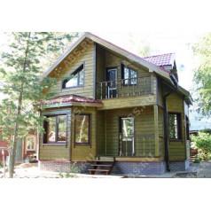 Выбираем фундамент для деревянного дома