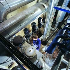 Поддержание рабочего состояния трубопроводов