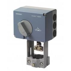 Siemens. Привод клапана  SQX62