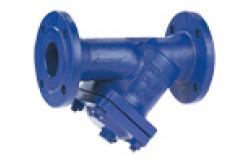 Фланцевый сетчатый чугунный фильтр KSB BOA-S