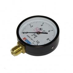 манометр дм-1 10 бар 100мм
