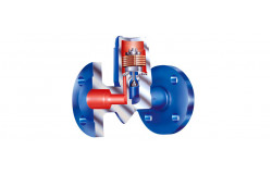 Биметаллический конденсатоотводчик ARI-CONA B