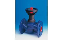 "Клапан балансировочный регулирующий ""ARI-ASTRA"" DN100 PN16,фланцевый, тип 12.020"