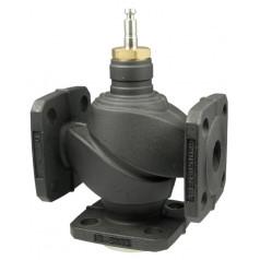 SAUTER. Проходной фланцевый клапан. VUE020F300 Ду20 Ру10/16