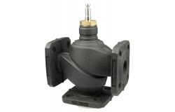 SAUTER. Проходной фланцевый клапан VUE020F300 Ду20 Ру10/16, kvs6.3, 8mm