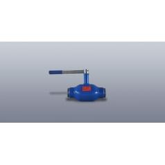 Кран шаровой стальной сварной полный проход Aquarius - УЗТПА