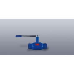 Кран шаровой стальной сварной стандартный проход  УЗТПА