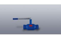 Кран шаровой стальной сварной стандартный проход Aquarius - УЗТПА