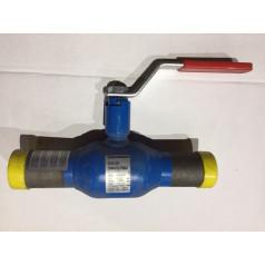 Кран шаровой Klinger Monoball DN 65 PN25 стальной тип KHM
