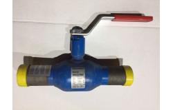 Кран шаровой Klinger Monoball DN 32 PN40 стальной под приварку тип KHM