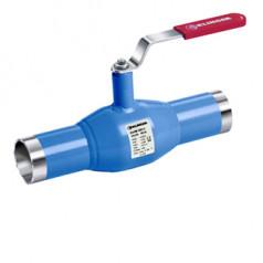 Кран шаровой Klinger Monoball DN 20 PN40 стальной под приварку тип KHM