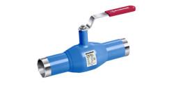 Кран шаровой Klinger Monoball DN 100 PN25 стальной под приварку тип KHM