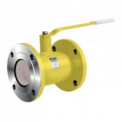 LD. Кран шаровый ЛД стальной фланцевый для газа