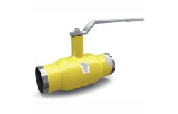 LD. Кран шаровый ЛД стальной сварной для газа