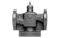 Danfoss. Регулирующий седельный клапан двухходовой VF 2, фланцевый