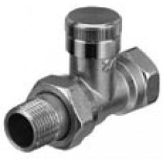 Ручной запорный клапан RLV. Danfoss