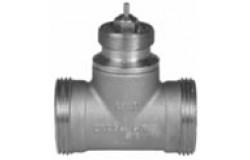 Danfoss. Регулирующий седельный клапан двухходовой Danfoss VB2, фланцевый