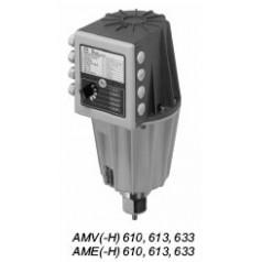 AMV и AME электроприводы Danfoss