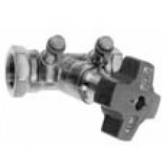 Клапан ручной одиночный Danfoss MSV-C. Danfoss