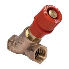 V5000. Kombi-3-plus запорные и балансировочные клапана давления Honeywell. Регулятор давления
