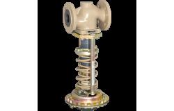 Редукционный клапан Samson, тип 41-23, Ду50 Ру25, Кв=32,  2-5бар