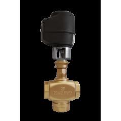 Клапаны Гранрег КМ124Р с электроприводом - FN01A132485