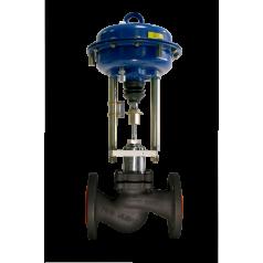 Клапаны Гранрег КМ125Ф с пневмоприводом - FN03B404436