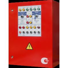 Шкафы управления насосами пожаротушения на 2 насоса с УПП TSA + насос подпитки - EA09C387276