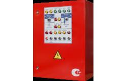 Шкафы управления насосами пожаротушения на 2 насоса с УПП TSA + насос подпитки - EA09C387265