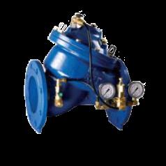 Клапаны с пилотом Гранрег КАТ15/01 - FL01O434074