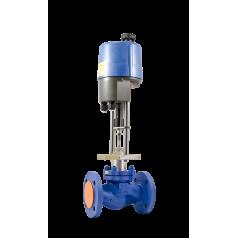 Клапаны Гранрег КМ127Ф с электроприводом - FN02I433551