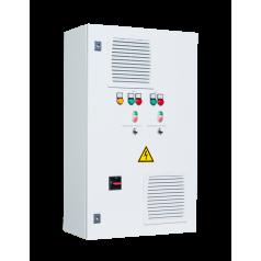 Шкафы управления 2 насосами/вентиляторами с ПЧ на каждый электродвигатель - EA11A373506